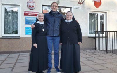 Marcin Iwuć w Mocarzewie