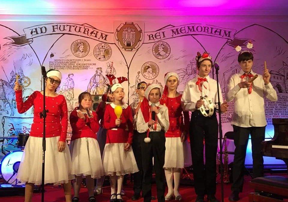 Koncert w Gostyninie