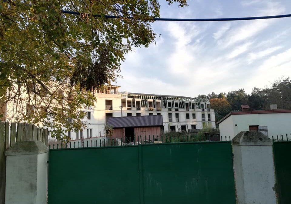 Budowa: 31 października 2020