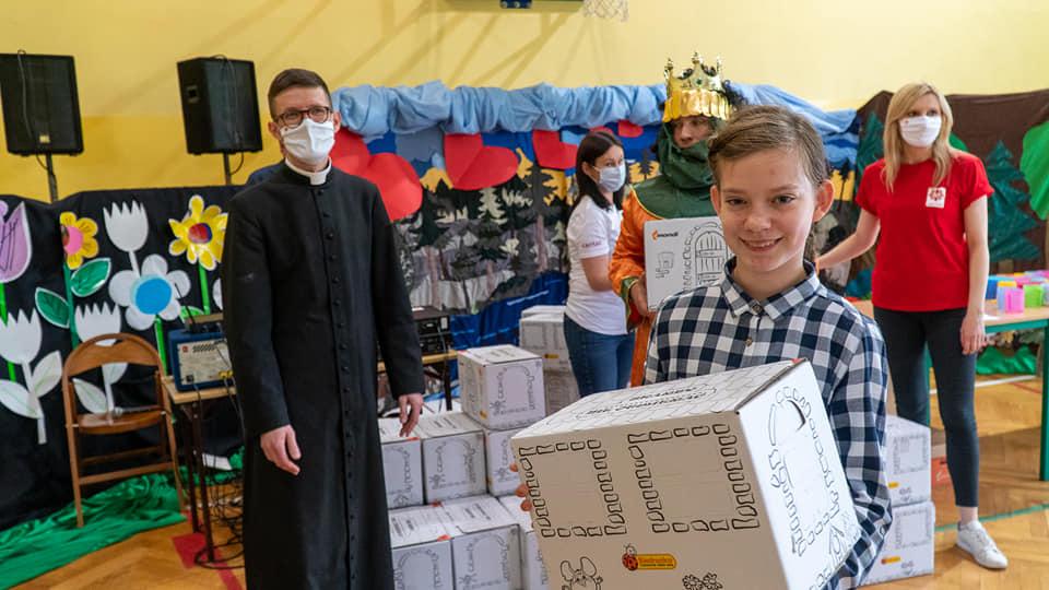 Dzień Dziecka Caritas